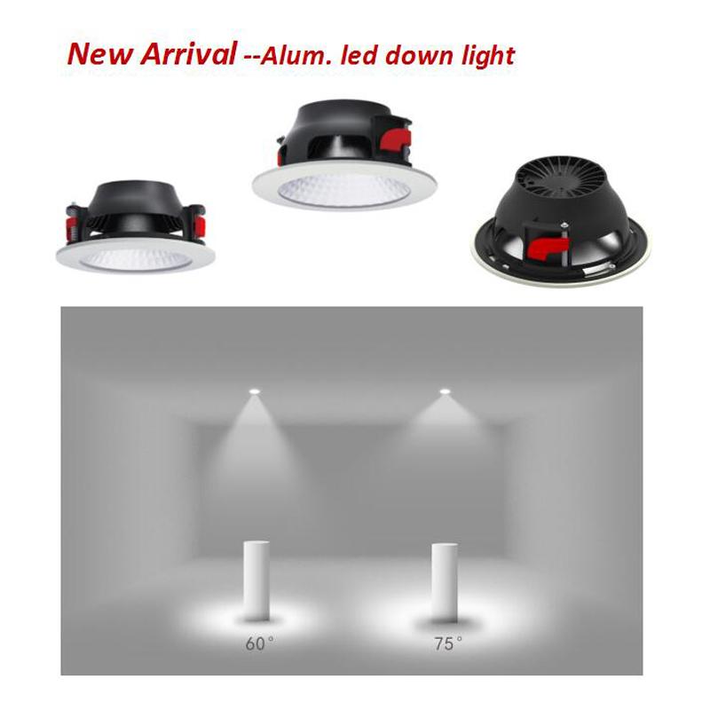 Új érkezés - alumínium led fényszóró széles fényszöggel
