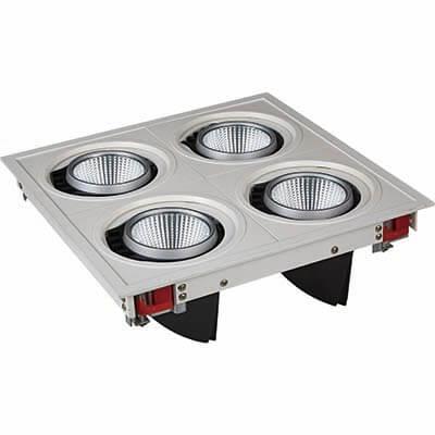 Low price for Led Pendant Light - Grille Light SPL4030-4 – Pro.Lighting