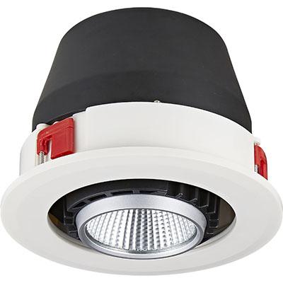 One of Hottest for 230mm Downlight - Gimble Light SPD4050 – Pro.Lighting