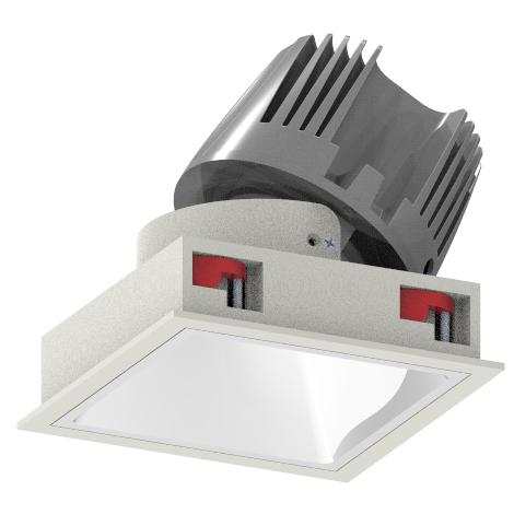 China wholesale Led Downlight Fixtures - Wall Washer SDL8006 – Pro.Lighting