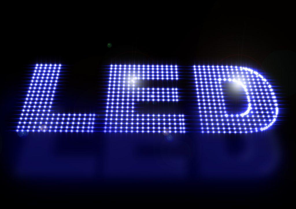 2021 global LED lighting industry development analysis